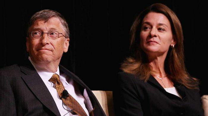 Gia đình tức giận Bill Gates vì đổ vỡ hôn nhân