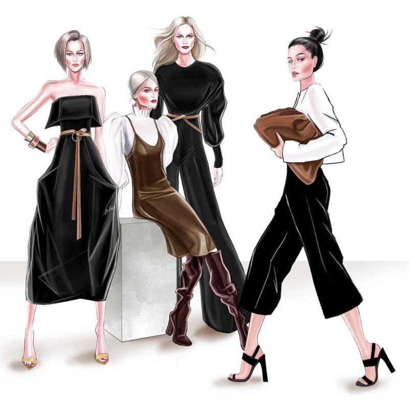 Tập tành 7 thói quen mặc đẹp cho mọi sự kiện như những quý cô sành điệu thực thụ