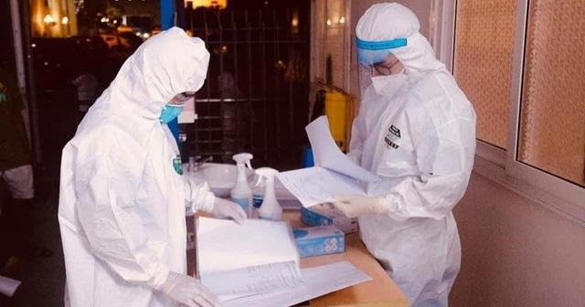Hà Nội thêm 2 ca dương tính SARS-CoV-2, một người từng đi du lịch Sapa