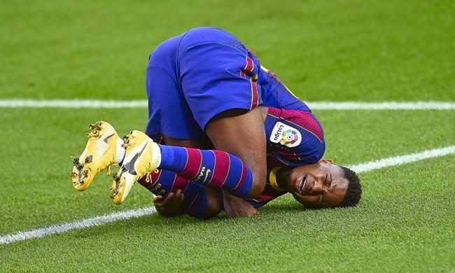 """Thảm kịch chấn thương, tin chấn động từ """"thần đồng"""" Barca bị rò rỉ - ảnh 1"""