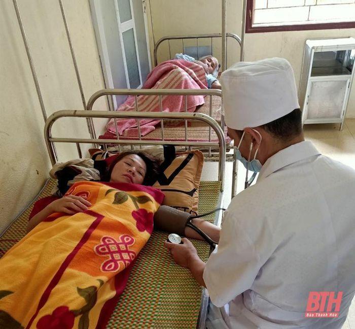 Trạm Y tế xã Xuân Thắng làm tốt công tác chăm sóc sức khỏe ban đầu cho Nhân dân