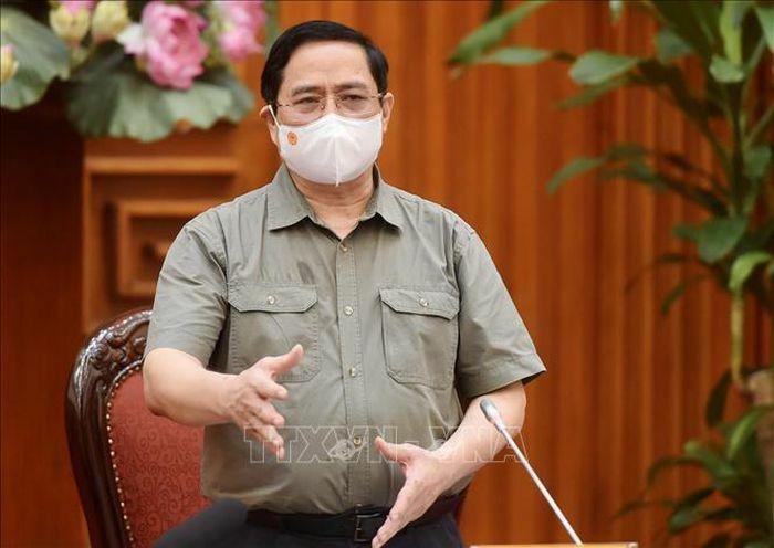 Thủ tướng yêu cầu xem xét nghiêm trách nhiệm của cá nhân, tập thể để lây lan dịch COVID-19