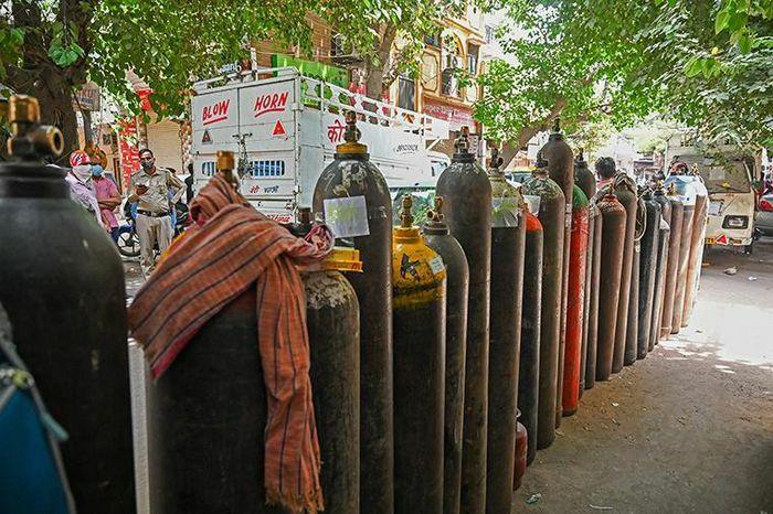 Để bệnh nhân Ấn Độ chết vì thiếu oxy là ''tội ác diệt chủng'' - ảnh 1