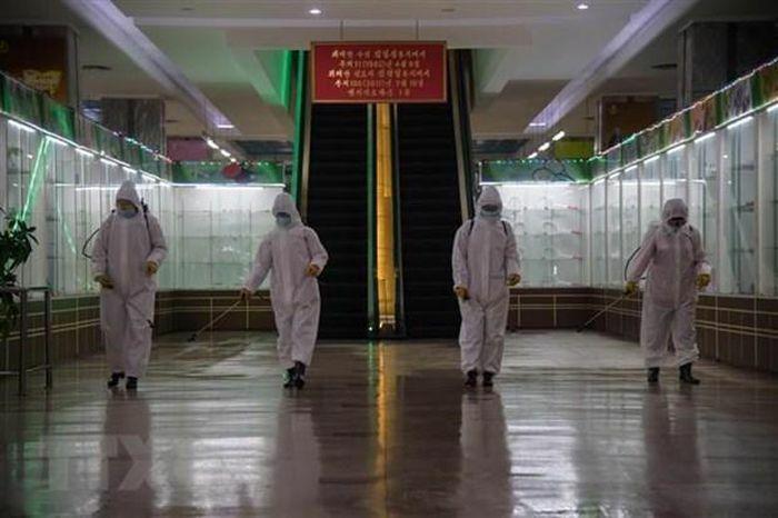 Báo Triều Tiên cảnh báo dịch kéo dài vì vaccine không phải ''thần dược'' - ảnh 1