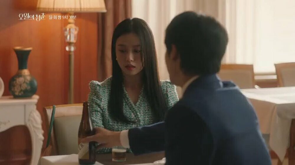"""""""Tuổi trẻ của tháng năm"""" tập 2: Lee Do Hyun bị Go Min Si từ chối, tình yêu mới chớm nở đã lụi tàn"""