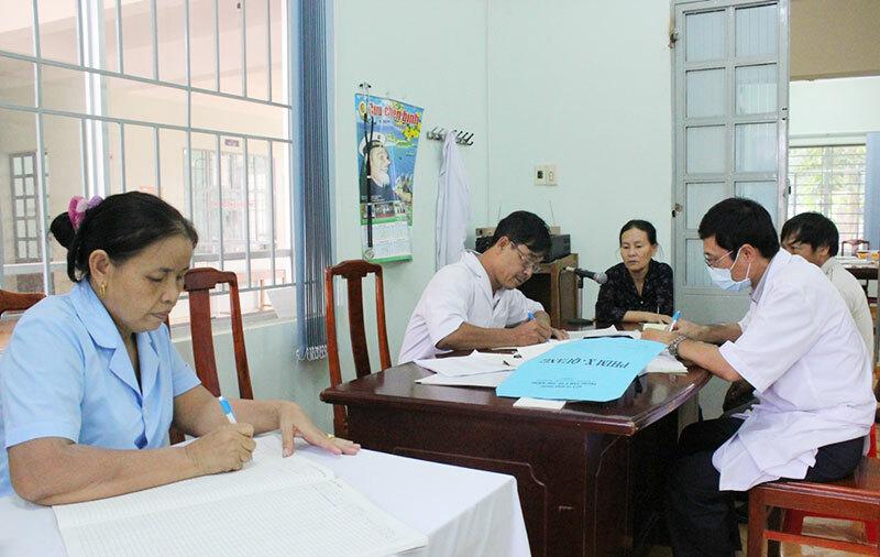 Đề xuất định mức biên chế công chức trong cơ quan, tổ chức ngành y tế