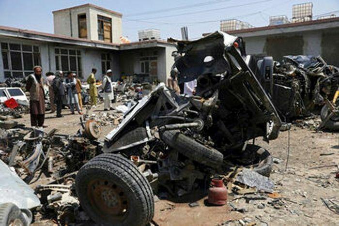 Quân đội Mỹ rút khỏi Afghanistan, phá hủy tài sản trước sự tiếc nuối của dân địa phương