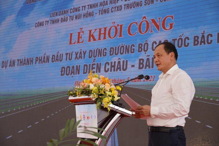 Khởi công đường cao tốc 11.200 tỷ đồng nối Nghệ An – Hà Tĩnh