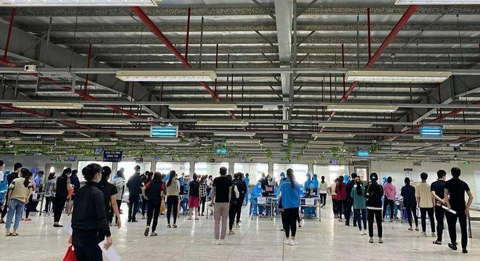 Lấy kinh nghiệm ''thực chiến'' ở Bắc Giang, Bắc Ninh để ứng phó dịch tại các KCN khác