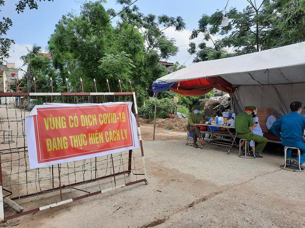 Cách ly xã hội toàn huyện Thuận Thành (Bắc Ninh) trước diễn biến phức tạp của dịch Covid-19