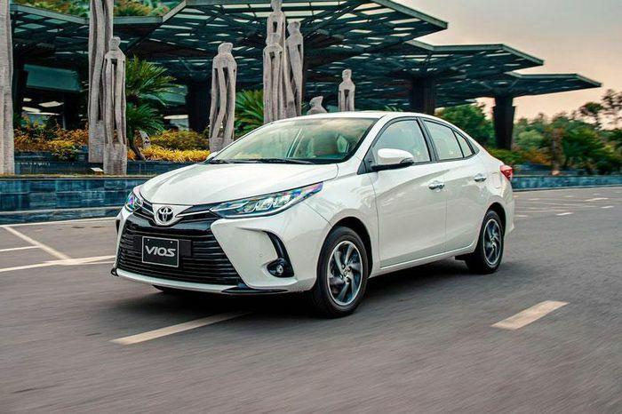 Gần 5.600 xe Toyota được giao đến tay khách hàng Việt trong tháng 4/2021