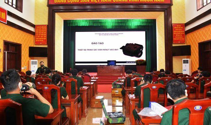 BĐBP Quảng Bình: Tiếp nhận thiết bị hỗ trợ kiểm soát biên giới