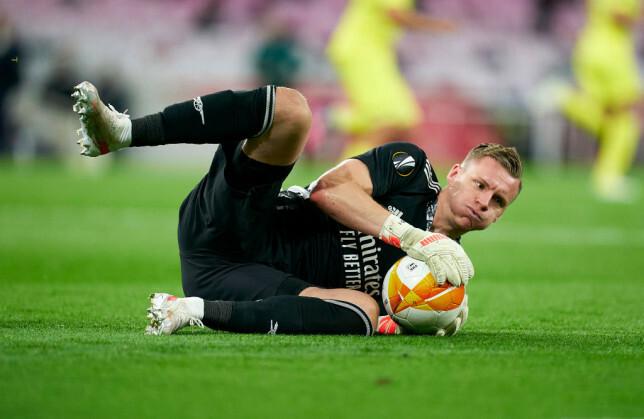 Bernd Leno lên tiếng về tin đồn rời Arsenal