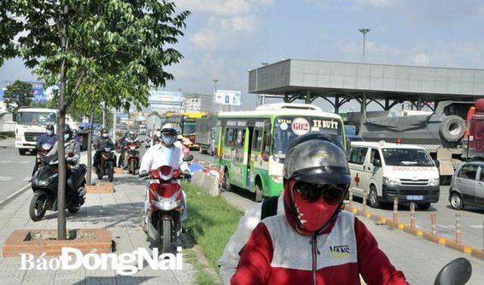 Đồng Nai kiến nghị phải đảm bảo an toàn tại các trạm thu phí đang tạm dừng hoạt động