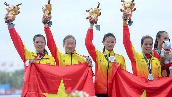 Thể thao Việt Nam có tấm vé thứ 7 dự Olympic