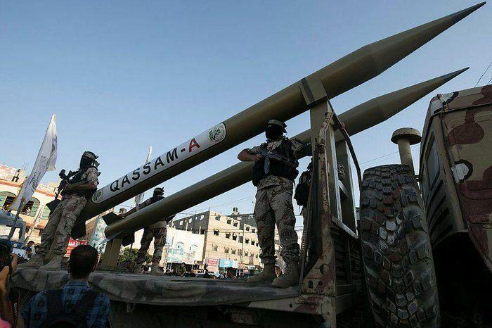 Tên lửa Hamas đã mạnh hơn, nhưng chưa đủ đọ sức Israel