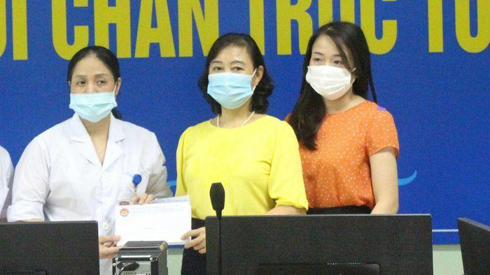 Bắc Giang: Doanh nghiệp, doanh nhân chung sức phòng, chống dịch
