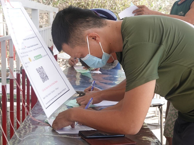 Phong tỏa Q.Gò Vấp, P.Thạnh Lộc (Q.12) TP.HCM: Người đến/về Bình Định cách ly tập trung 21 ngày