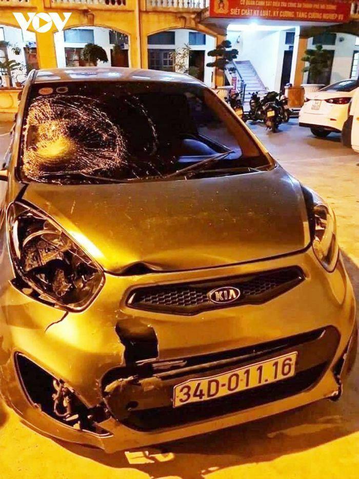 Bắt tài xế gây tai nạn chết người rồi bỏ chạy