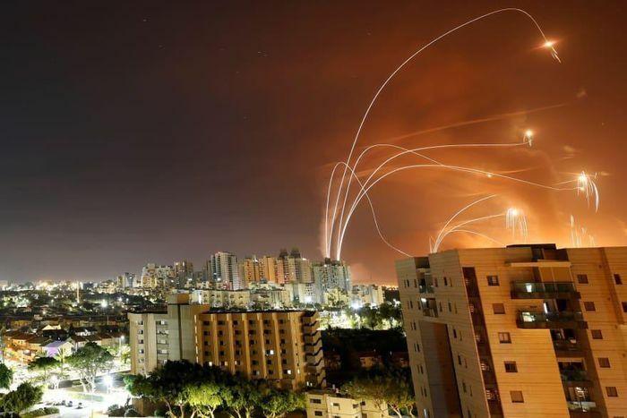 """Hứng 2.000 quả rocket của Hamas, vùng biên Israel hóa """"thị trấn ma"""""""