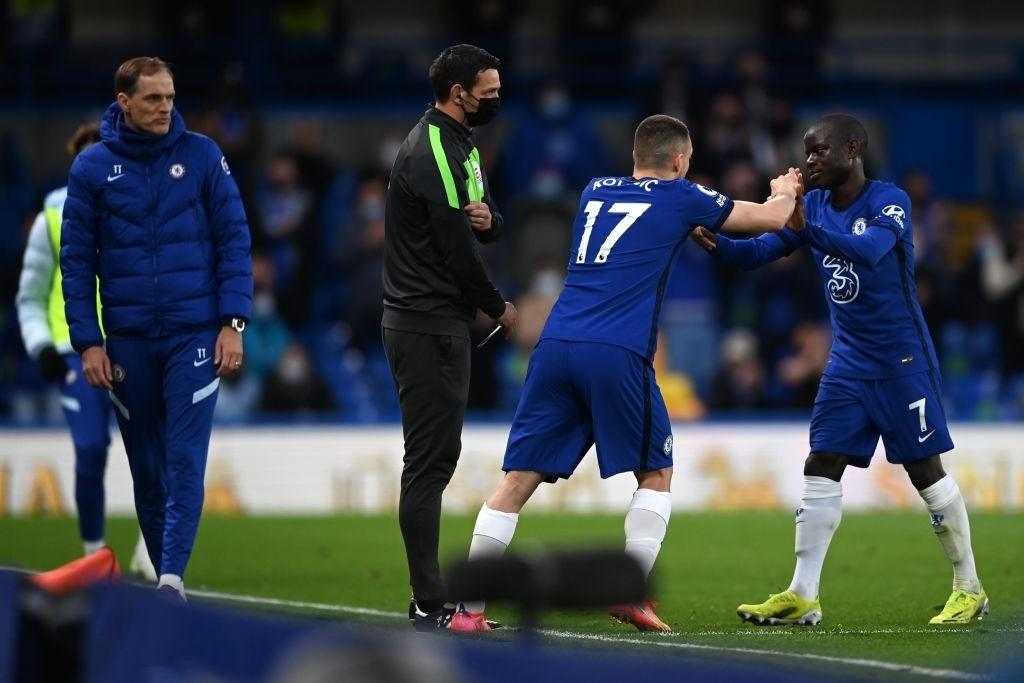 Chelsea đón tin vui từ Kante và Mendy