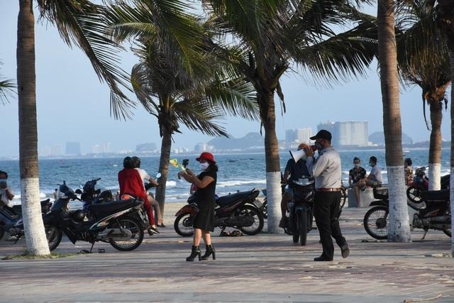 Đà Nẵng: 18 người không đeo khẩu trang bị phạt 34 triệu đồng
