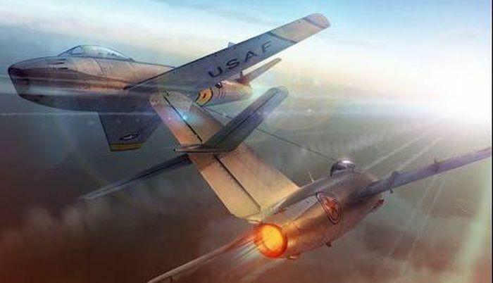 F-86 Mỹ, khắc tinh của MiG-15 trên bán đảo Triều Tiên