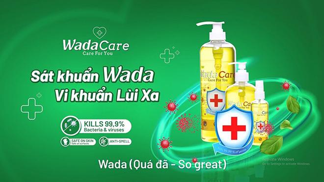 Ca sĩ, diễn viên Nam Khánh tin tưởng Wada sẽ mang lại lợi ích cho cộng đồng trong chiến dịch phòng chống Covid-19