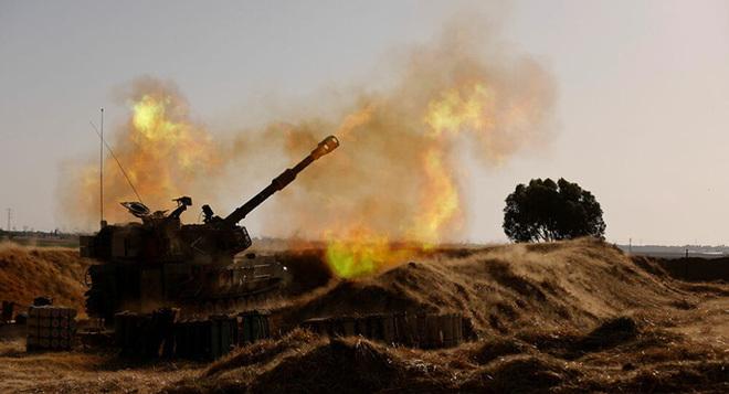 Israel tung 160 chiến đấu cơ, giội 450 tên lửa vào Hamas