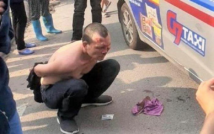 Kẻ đâm trọng thương tài xế taxi ở Hà Nội đang bị truy nã tội giết người