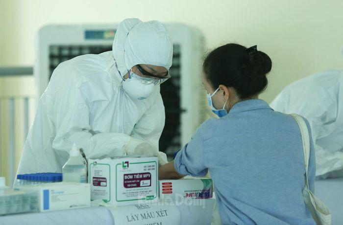 Hà Nội ghi nhận một ca dương tính với SARS-CoV-2 tại quận Bắc Từ Liêm