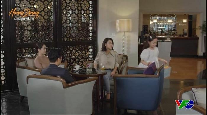 """""""Hướng dương ngược nắng"""" tập 66: Bé Cami tạo điều bất ngờ cho Minh và Hoàng"""