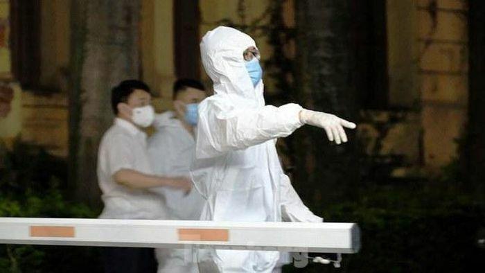Chính thức: Nhân sự của Bộ Giao thông Vận tải nghi nhiễm Covid-19 đã có kết quả âm tính