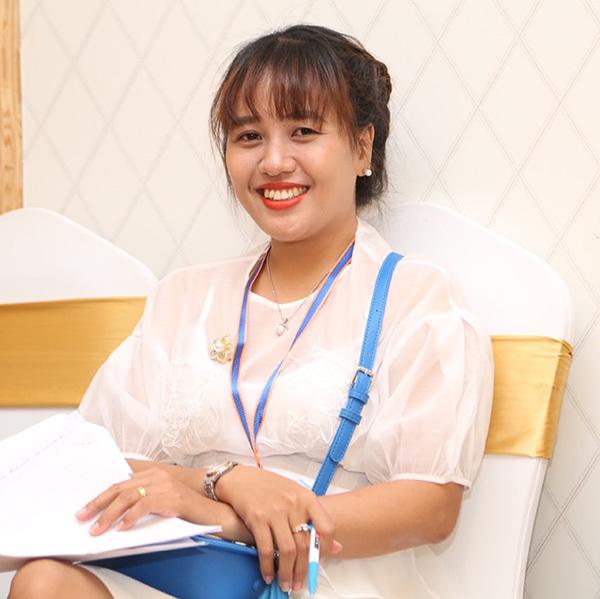 """CEO Lê Thị Kim Oanh: """"Sự thành công không có chỗ cho kẻ lười biếng"""""""