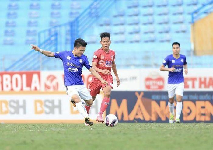 Ngoại binh tỏa sáng, Hà Nội FC đánh bại Sài Gòn trên sân nhà