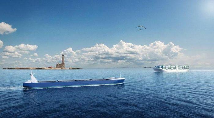 Nga sử dụng tàu biển không người lái - ảnh 1