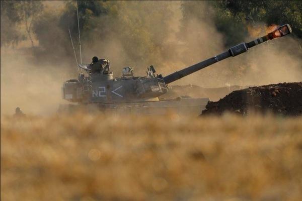 Xung đột leo thang, bộ binh Israel xâm chiếm Gaza