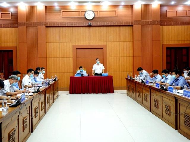 Quảng Nam họp khẩn, tranh thủ