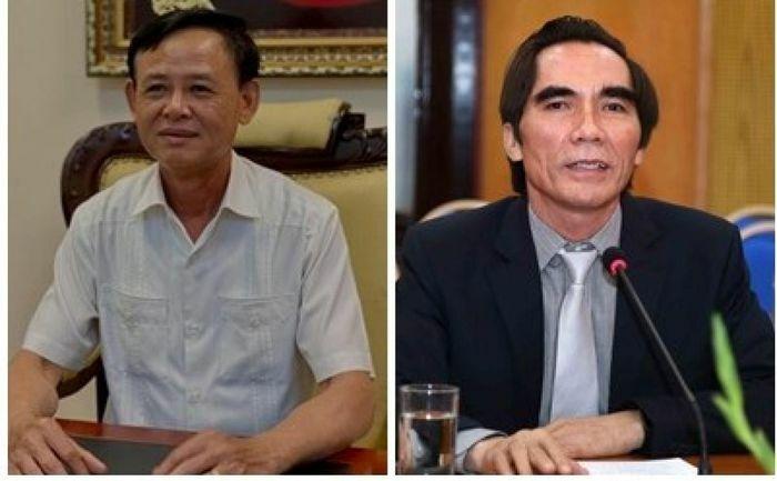 2 Thứ trưởng nghỉ hưu từ ngày 1/5/2021