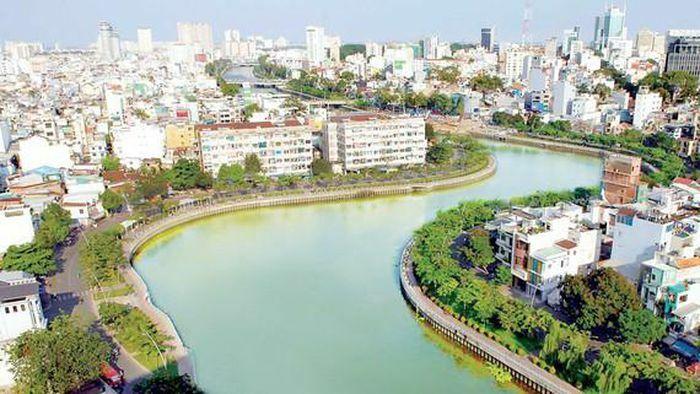 Chỉnh trang kênh rạch, phát triển đô thị kiểu mẫu