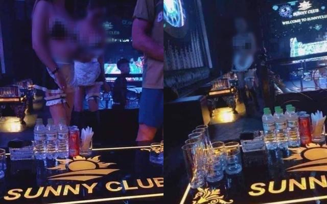 """Vụ thác loạn tập thể nghi ở """"ổ dịch"""" Bar Sunny: Lý do khiến 2 công an bị đình chỉ công tác"""
