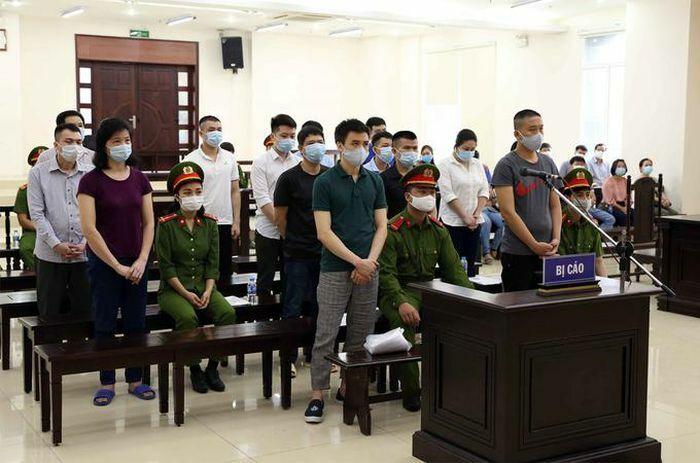 Tòa tuyên án vụ án Nhật Cường