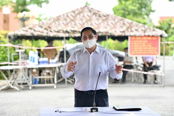 Thủ tướng: Việt Nam đã đăng ký hơn 100 triệu liều vaccine ngừa nCoV