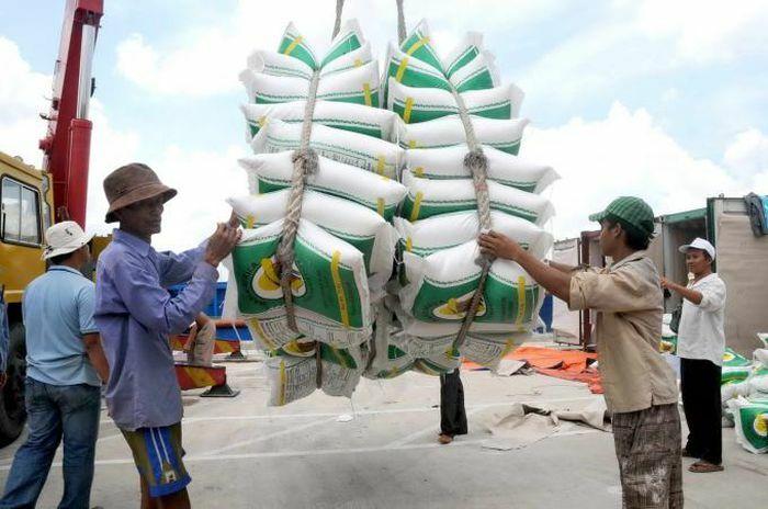 Việt Nam tiếp tục giữ vị trí thứ 2 thế giới về xuất khẩu gạo