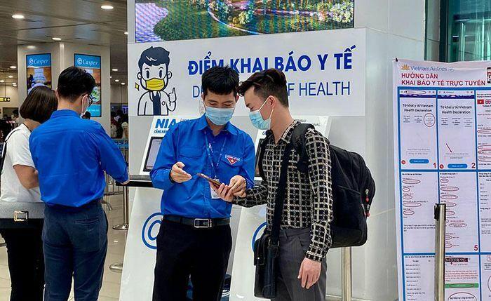 Lượng khách qua Cảng hàng không quốc tế Nội Bài giảm mạnh do ảnh hưởng của dịch