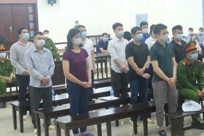 Bùi Quang Huy bỏ trốn, các cán bộ, nhân viên Nhật Cường nhận án nặng