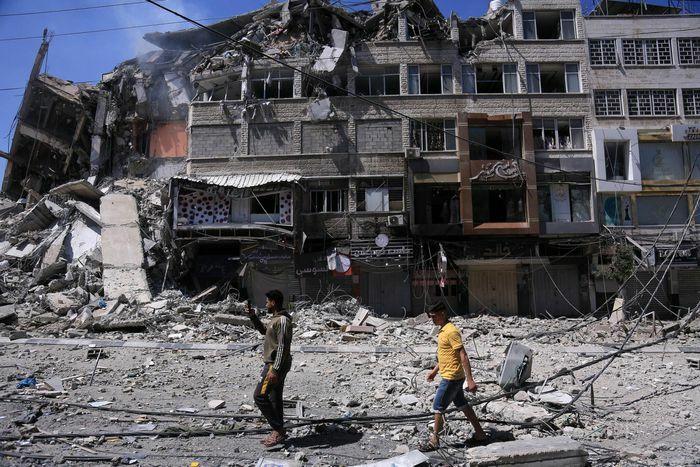 Kỳ nghỉ lễ biến thành thảm kịch ở Dải Gaza