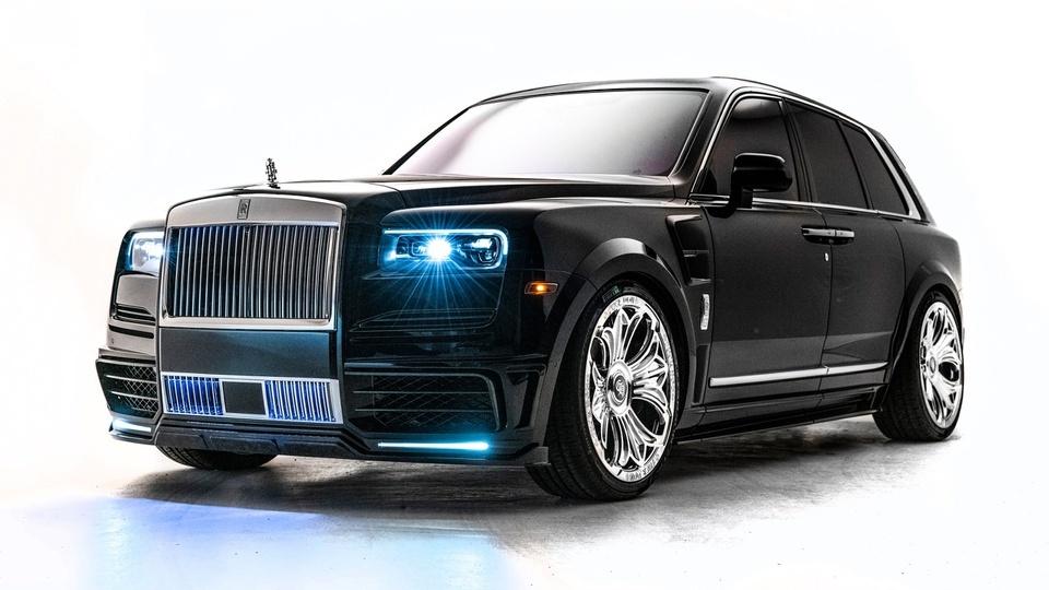 Chiếc Rolls-Royce Cullinan của rapper Drake có gì đặc biệt? - ảnh 1