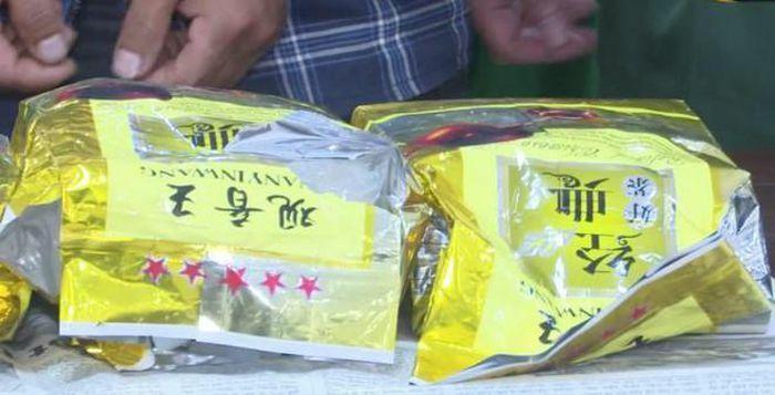 Công an nổ súng bắt người đàn ông chuẩn bị bán 5kg ma túy đá