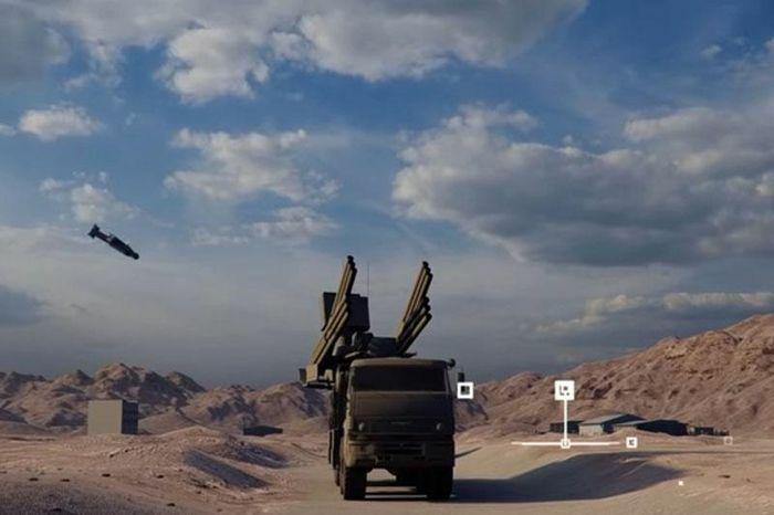 """UAV cảm tử của Mỹ """"bất lực"""" trước tổ hợp phòng không giả Pantsir-S Nga"""